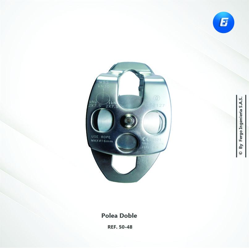 Polea EPI   Ref.50-48