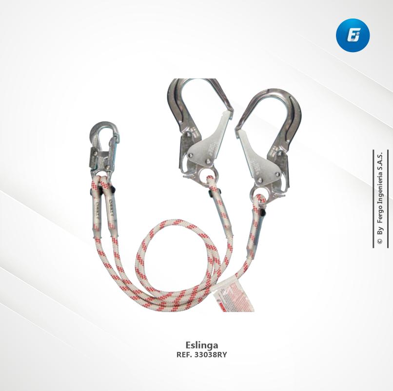Eslinga de posición y restricción en Y Ref.33038RY