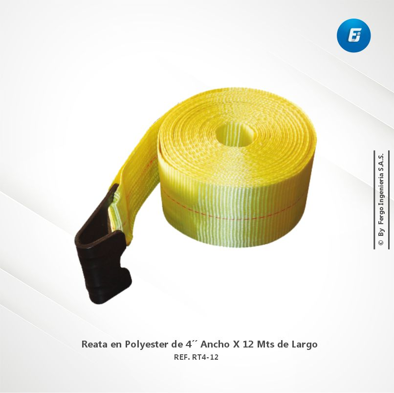 Reata En Polyester De 4