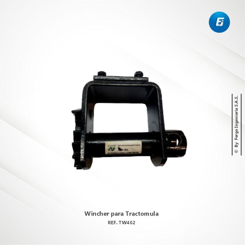 Wincher Para Tractomula De 4