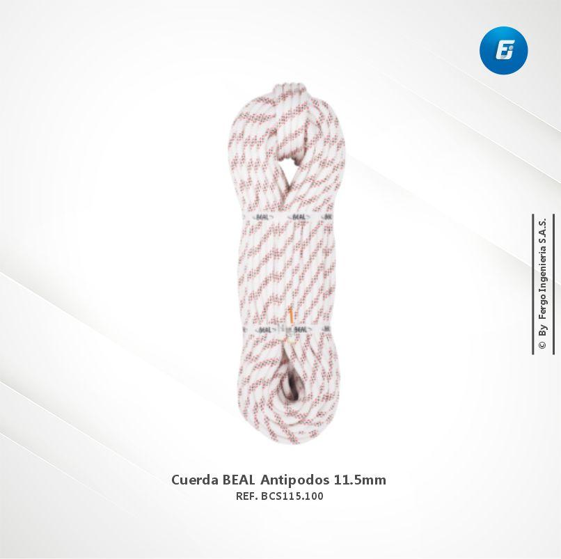 Cuerda BEAL Antipodos 11.5mm