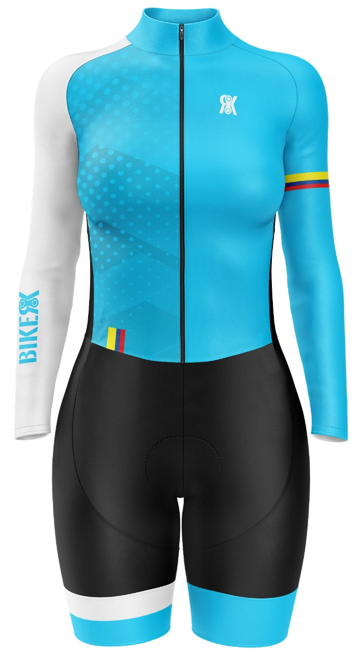 Ropa ciclismo mujer