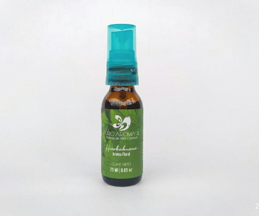 Ambientador aroma hierbabuena