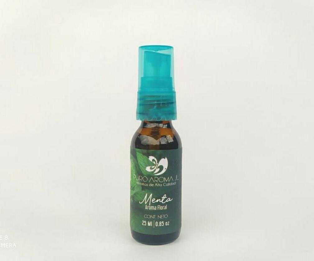 Ambientador aroma menta