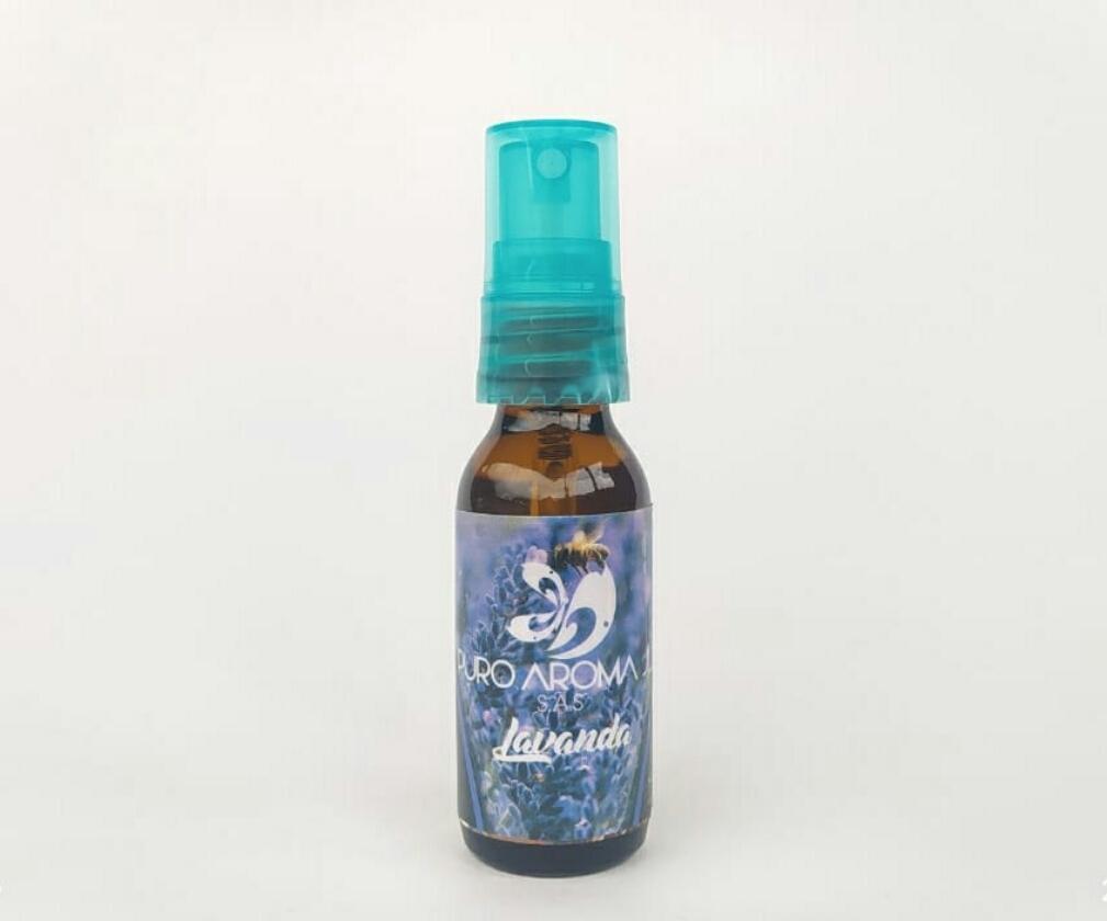 Ambientador aroma lavanda