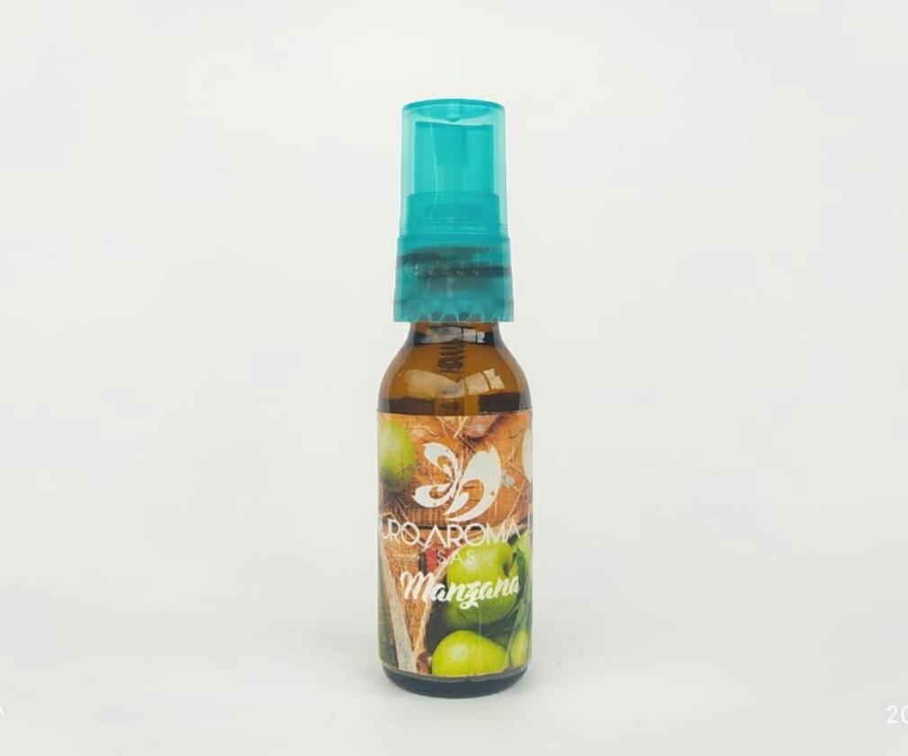 Ambientador aroma manzana