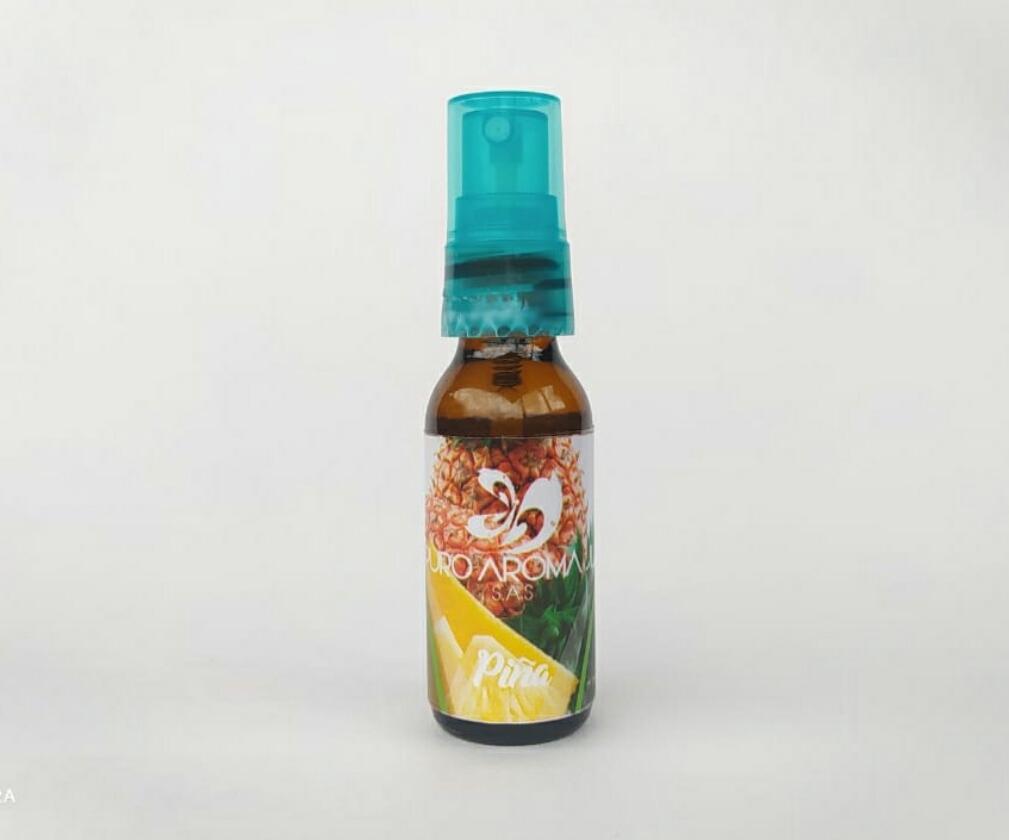 Ambientador aroma piña