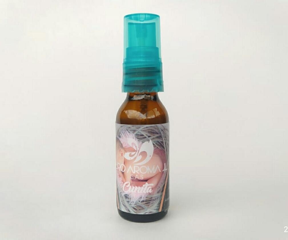 Ambientador aroma cunita