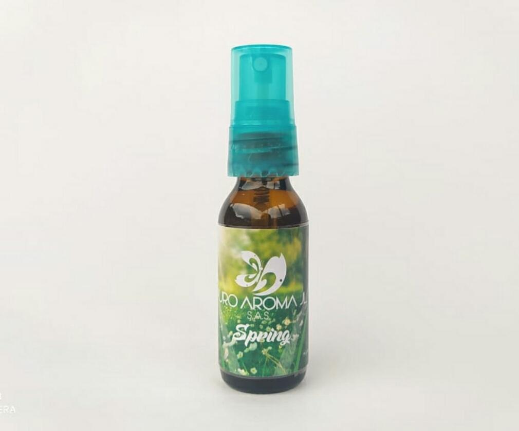 Ambientador aroma spring