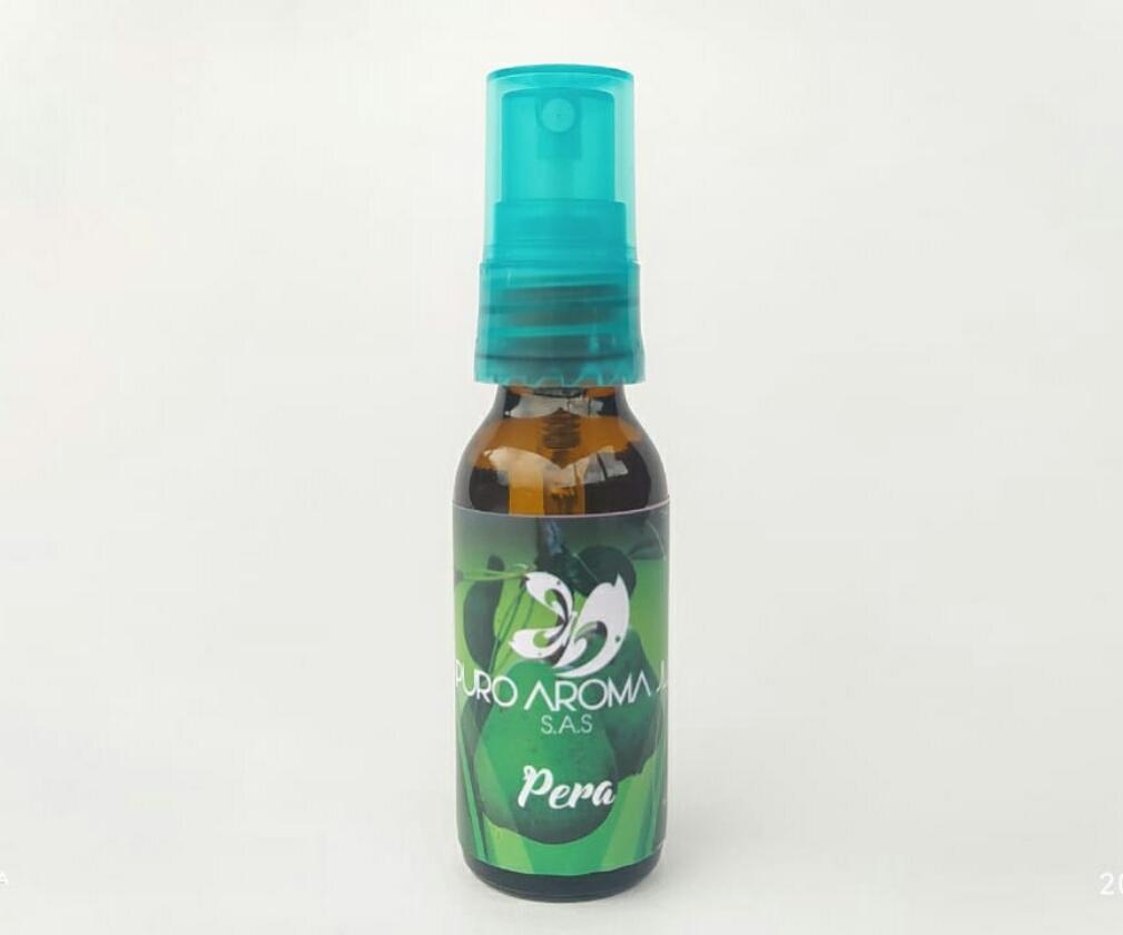 Ambientador aroma pera