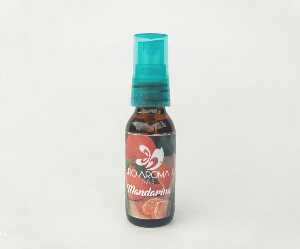 Ambientador aroma mandarina
