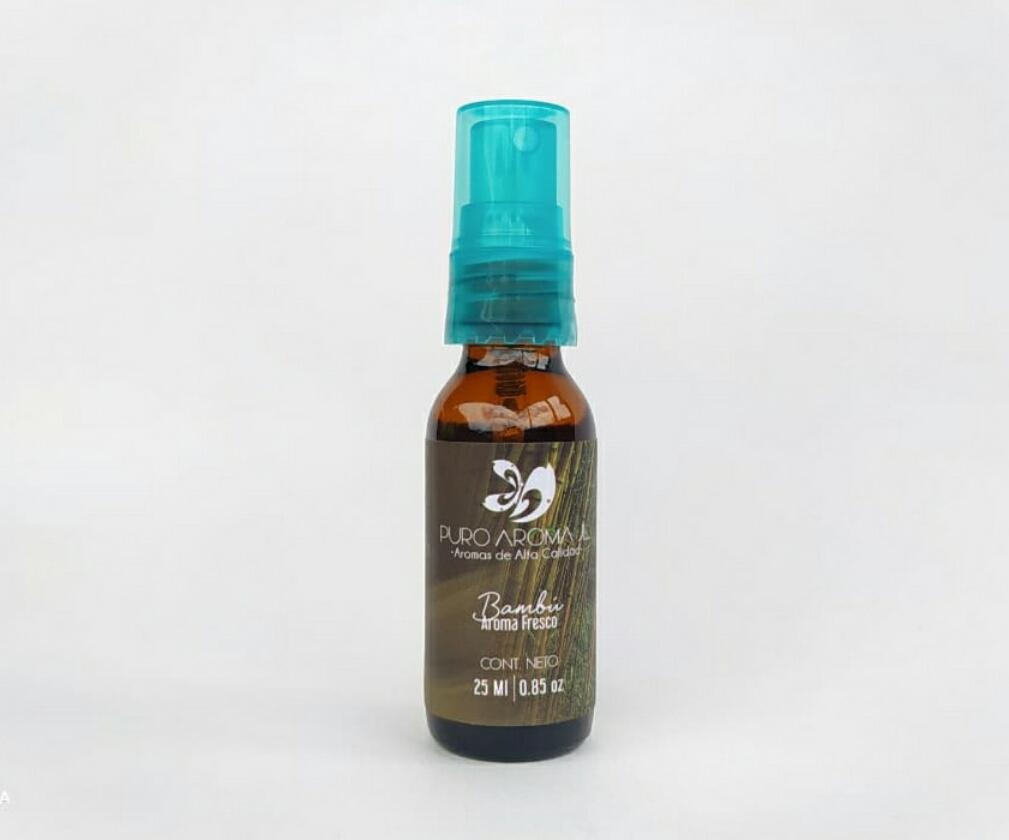 Ambientador aroma bambie