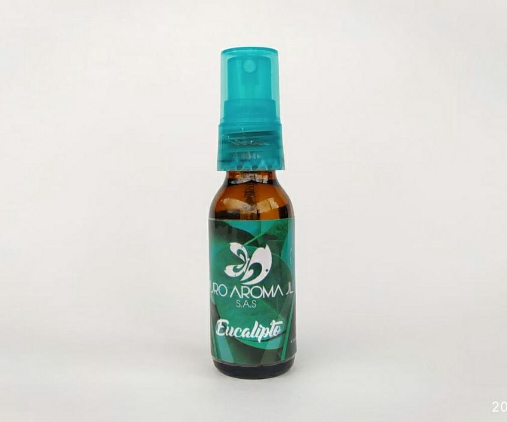 Ambientador aroma eucalipto
