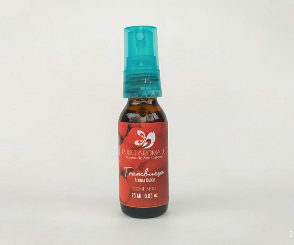 Ambientador aroma frambuesa