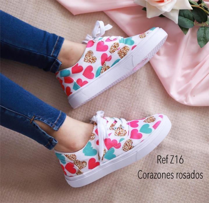 Refz-16 Corazones rosados