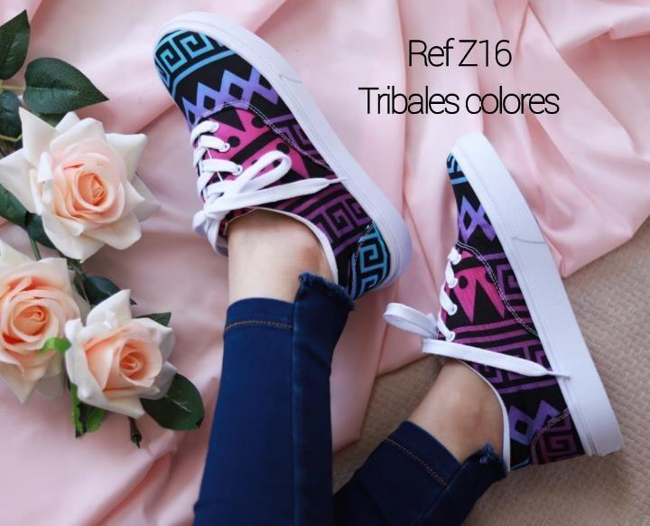Refz-16 Tribales colores