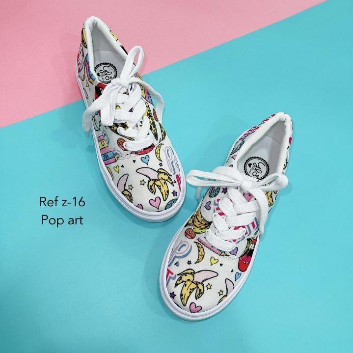 Refz-16 Pop art