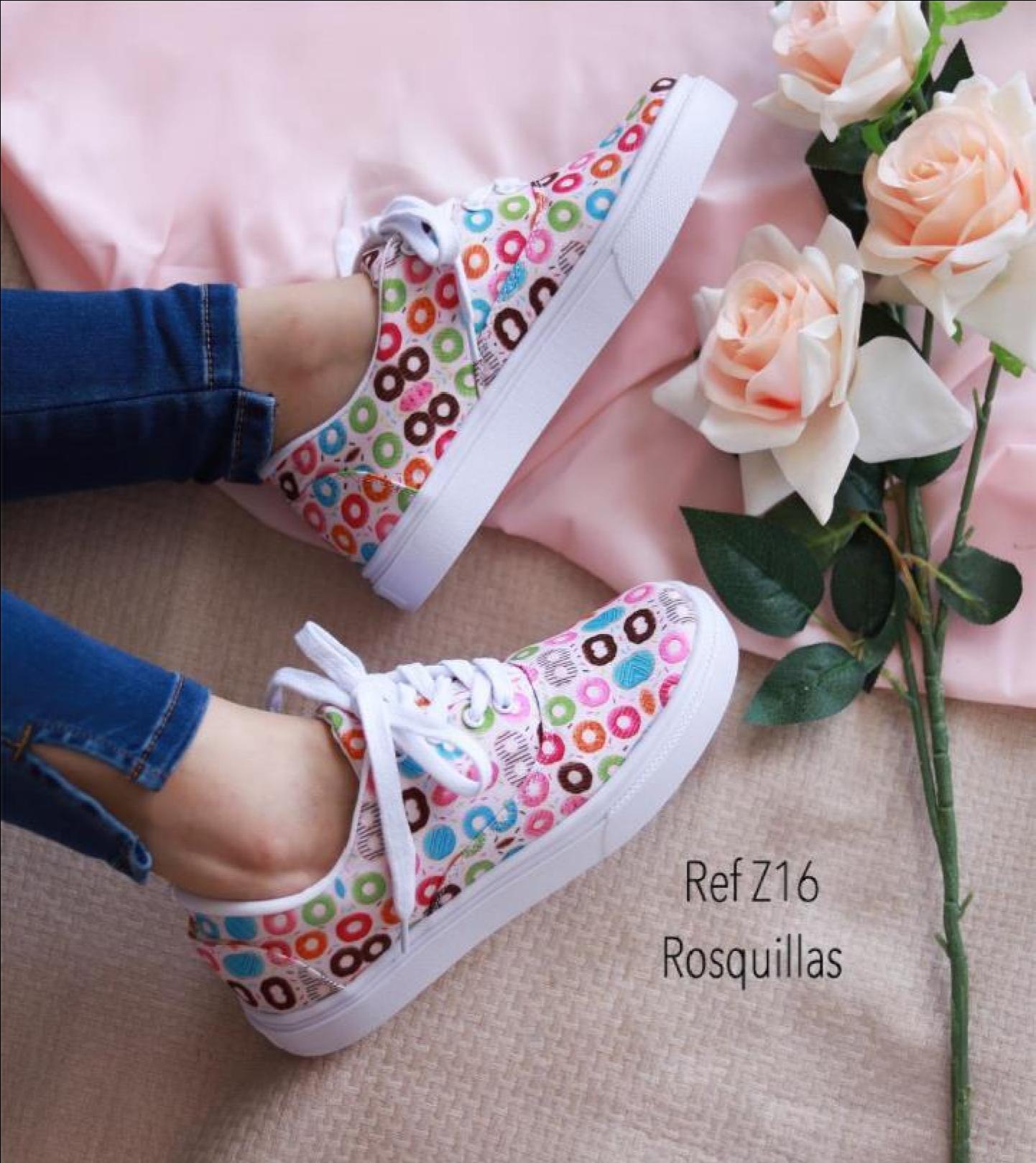 Refz-16 Rosquillas
