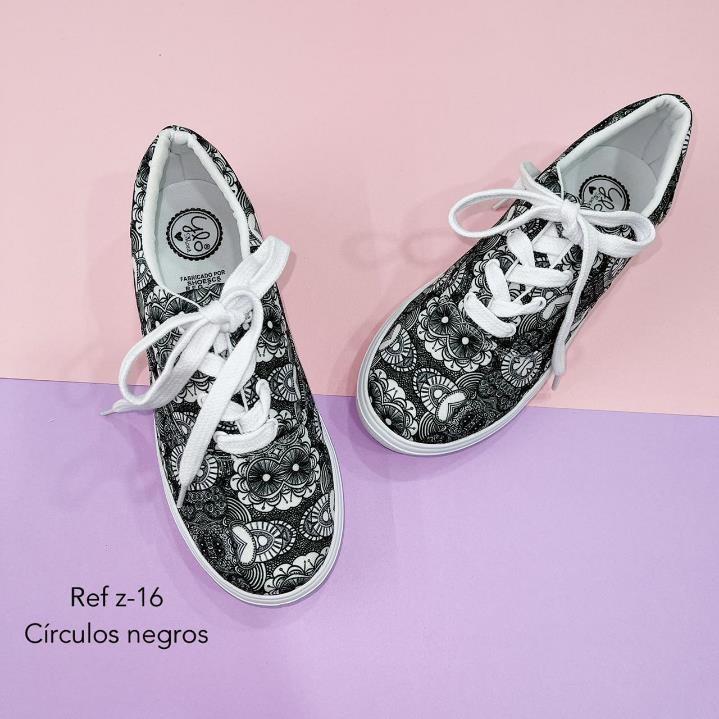 Refz-16 Circulos negros