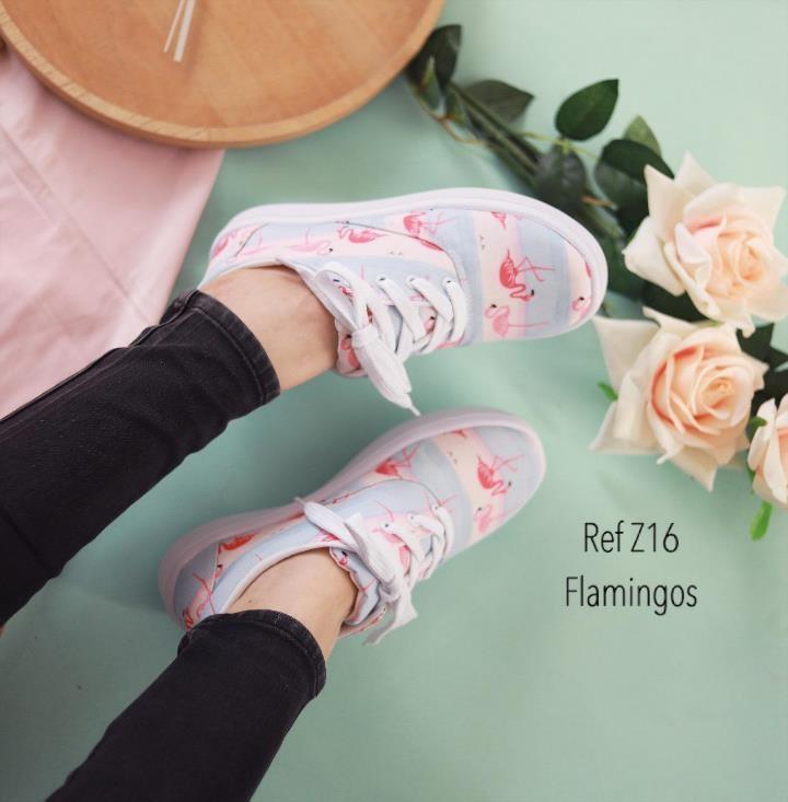 Refz-16 Flamingos