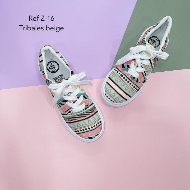 Refz-16  Tribales beige